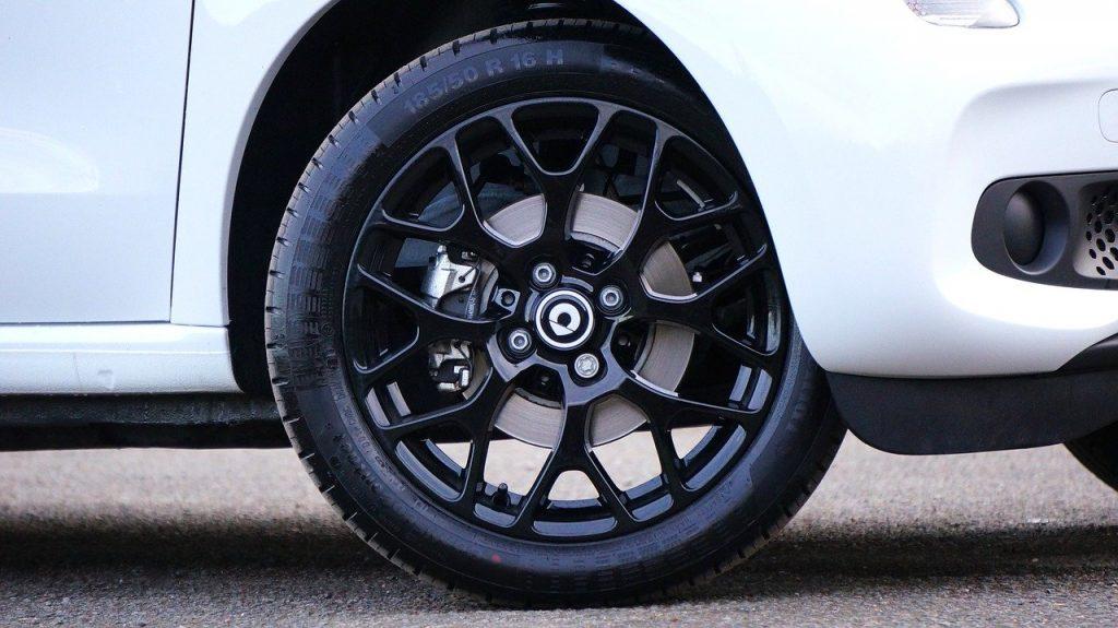 new tire